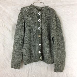 Vintage | adorable button down cardigan